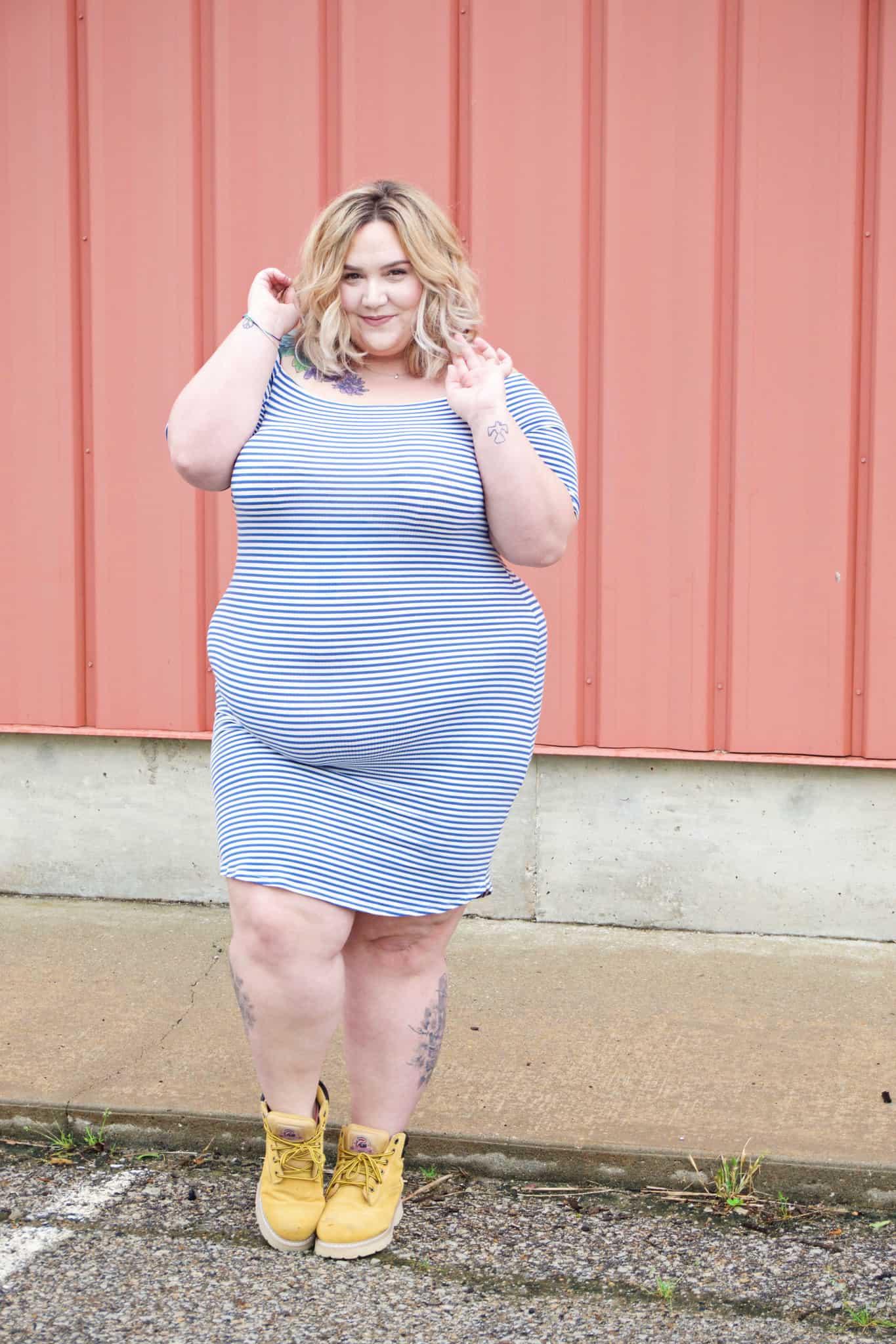 girl bellies Fat