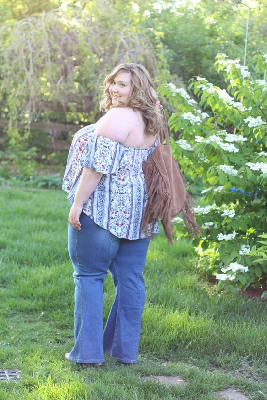 The Search For Plus Size Bell Bottoms | Fatgirlflow.com