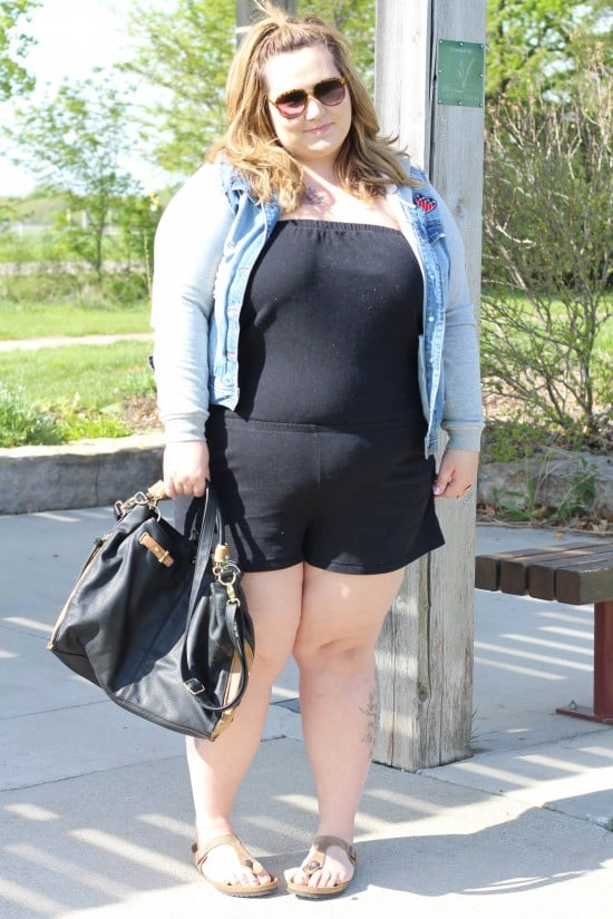Carefree and Casual | fatgirlflow.com