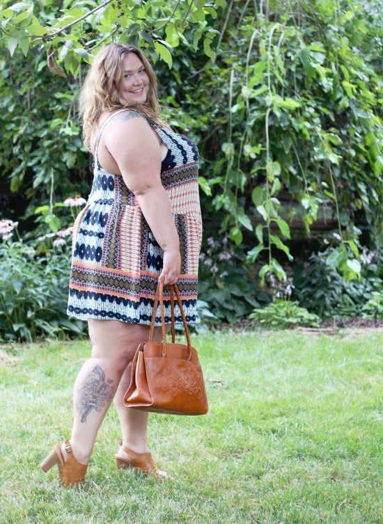 Plus Size Fashion and Body Positivity || fatgirlflow.com