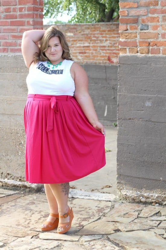 Killin' It // Fatgirlflow.com