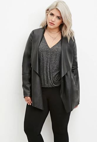 Plus Size Coats Up To Size 34 // fatgirlflow.com