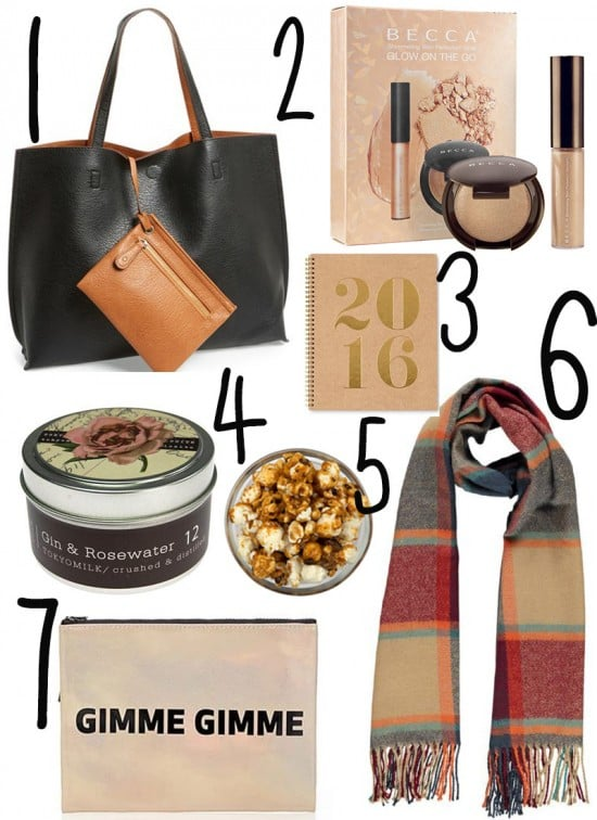 Holiday Gift Guide // Fatgirlflow.com