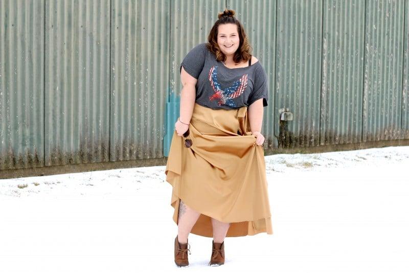 Plus Size NYE looks // fatgirlflow.com