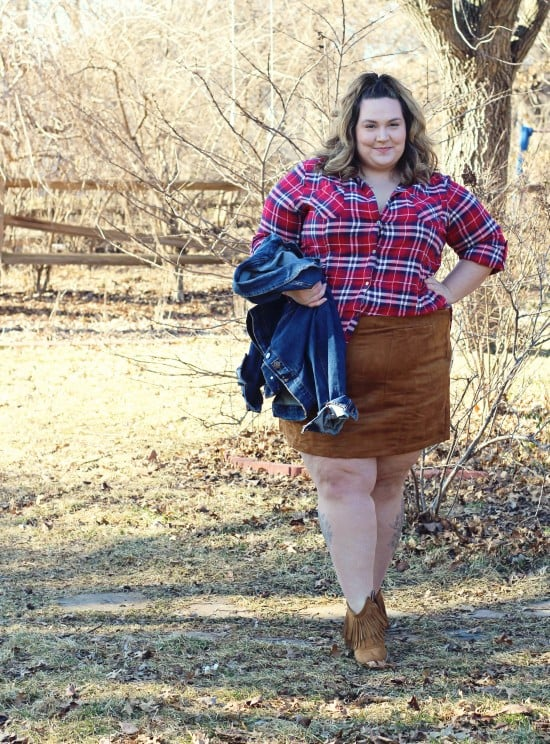 All American Plus Size Style // Fatgirlflow.com
