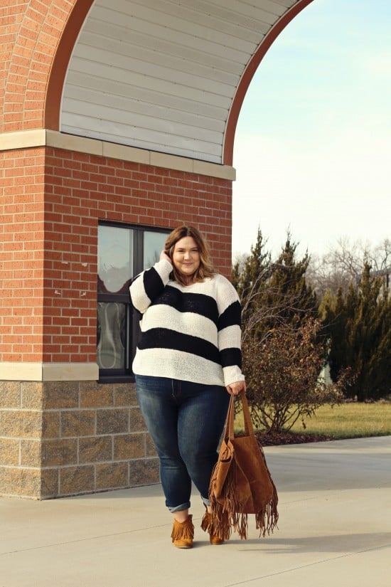 Another Day, Another Plus Size Sweater // Fatgirlflow.com