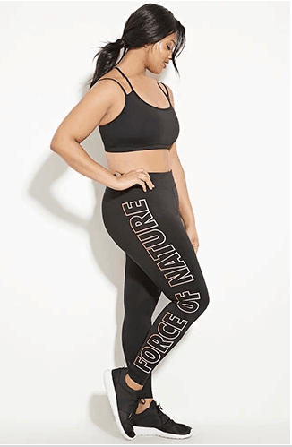 Trendy Plus Size Workout Clothes // fatgirlflow.com