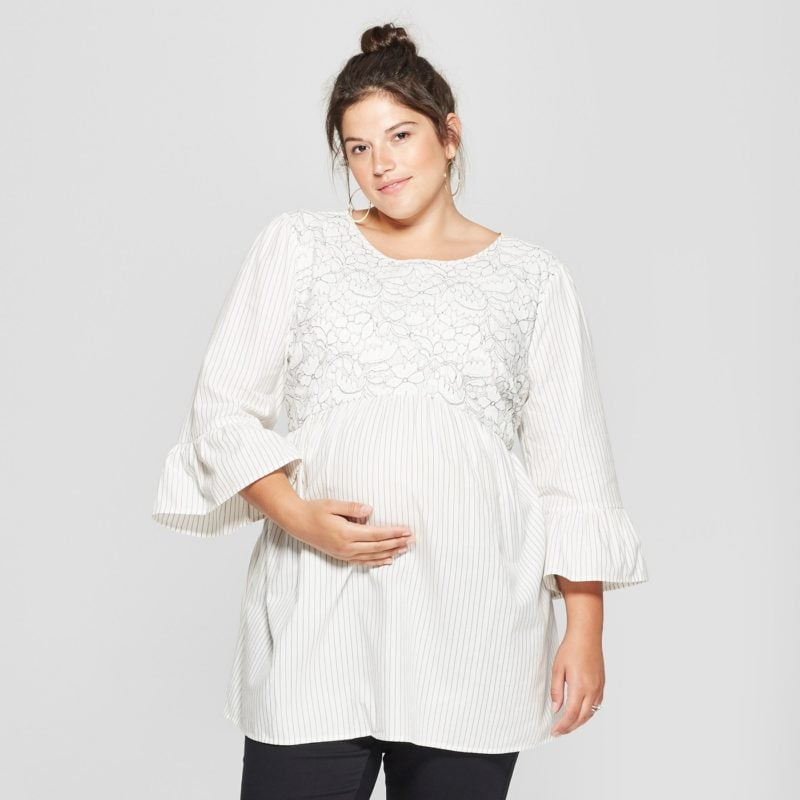 8451eb12bbf52 Where to Shop For Plus Size Maternity Clothing