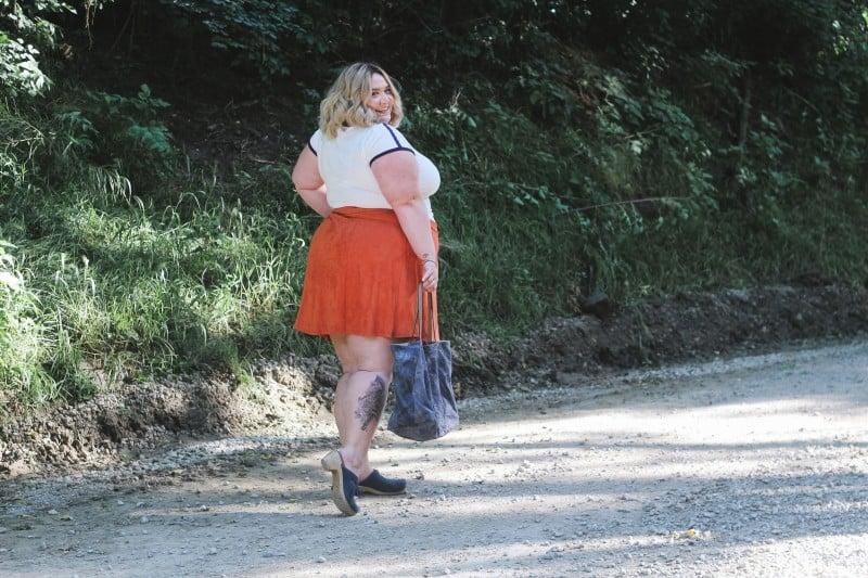 Fresh Plus Size Style // Fatgirlflow.com