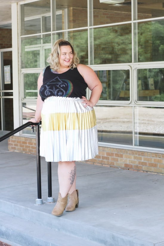 Summer Style With Society+ // Fatgirlflow.com