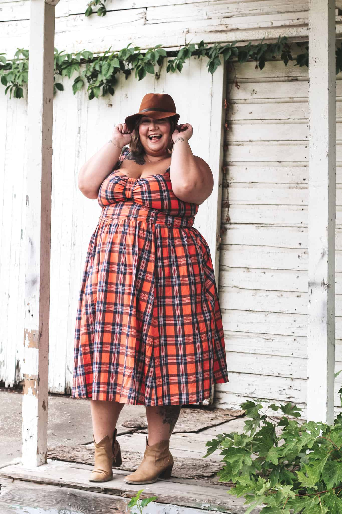 Taking Your Plus Size Clothes From Summer To Autumn