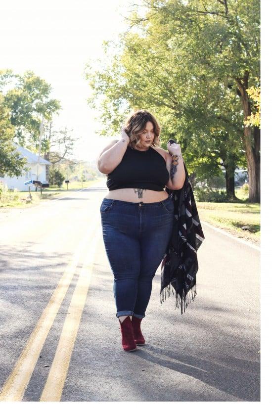 Plus Size Coziness // Fatgirlflow.com