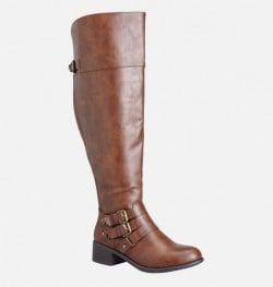 Wide Calf Boots // Fatgirlflow.com