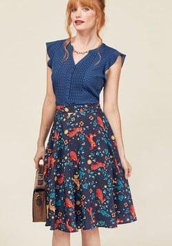 Plus Size Skirt // Fatgirlflow.com