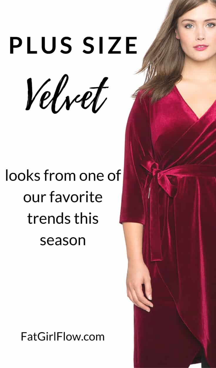 aaf148d9ee3 The Best Plus Size Velvet Pieces For Fall 2017 -