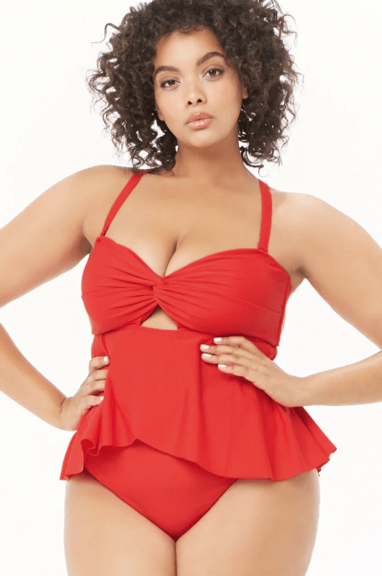 outlet online pick up low priced Where To Shop For Plus Size Swimwear -