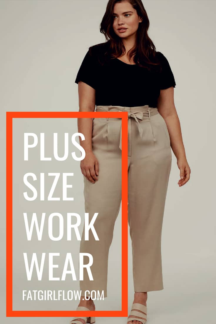 3d405bc1e64 Where to Shop For Plus Size Work Wear - fatgirlflow.com