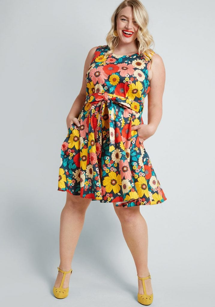 Plus Size Dresses For Spring