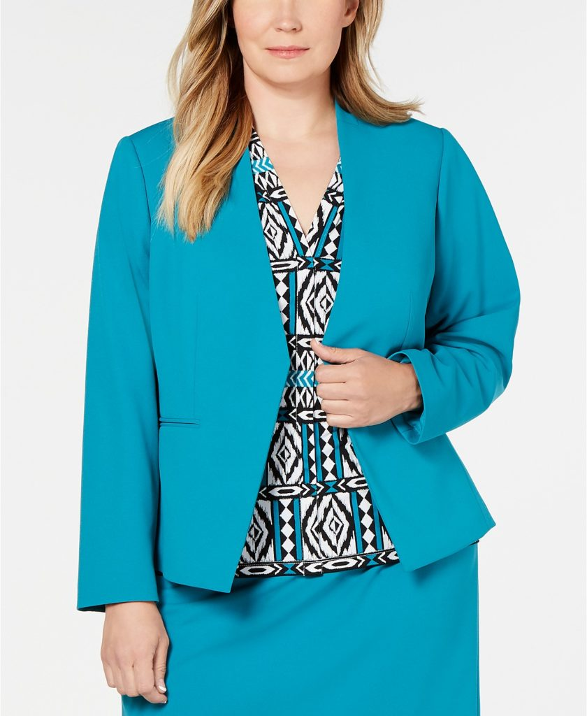 Plus Size Work Wear // Fatgirlflow.com