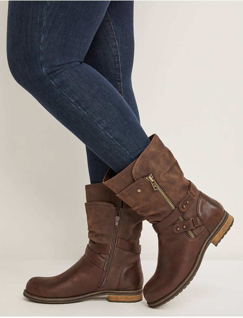 WHERE TO BUY WIDE CALF BOOTS FOR PLUS