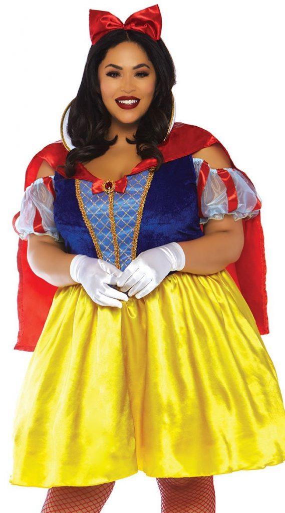 Plus Size Halloween Costumes // Fatgirlflow.com